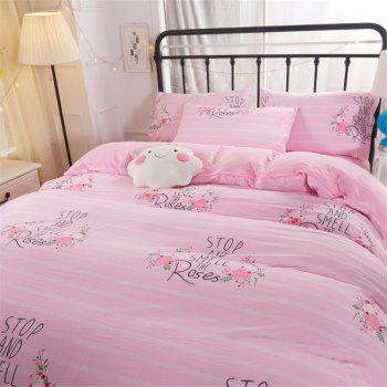 Warm and Modern Style Bedding Set - COLORMIX FULL