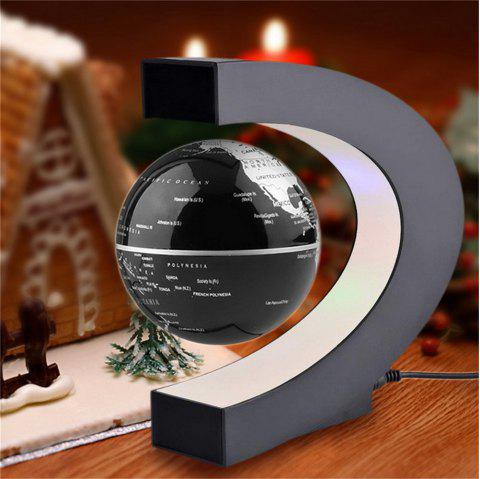 WS 0225 Creative Holiday Gifts Globe Model Office Supplies - BLACK