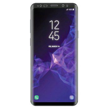 3D 0.26mm Full Screen Tempered Glass Screen Protector for Samsung Galaxy S9 Plus - BLACK