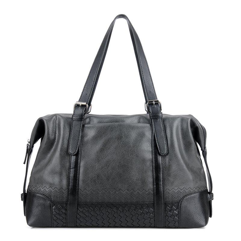 New Casual Men's Travel Bag - GRAY