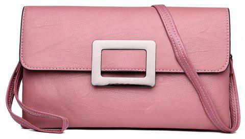 Female Shoulder Messenger Hand Bag - PINK