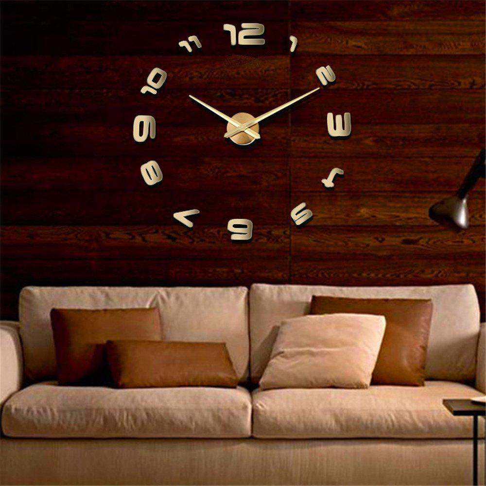 Image For Modern Creative Fashion Simple And Large Size Creative Clock