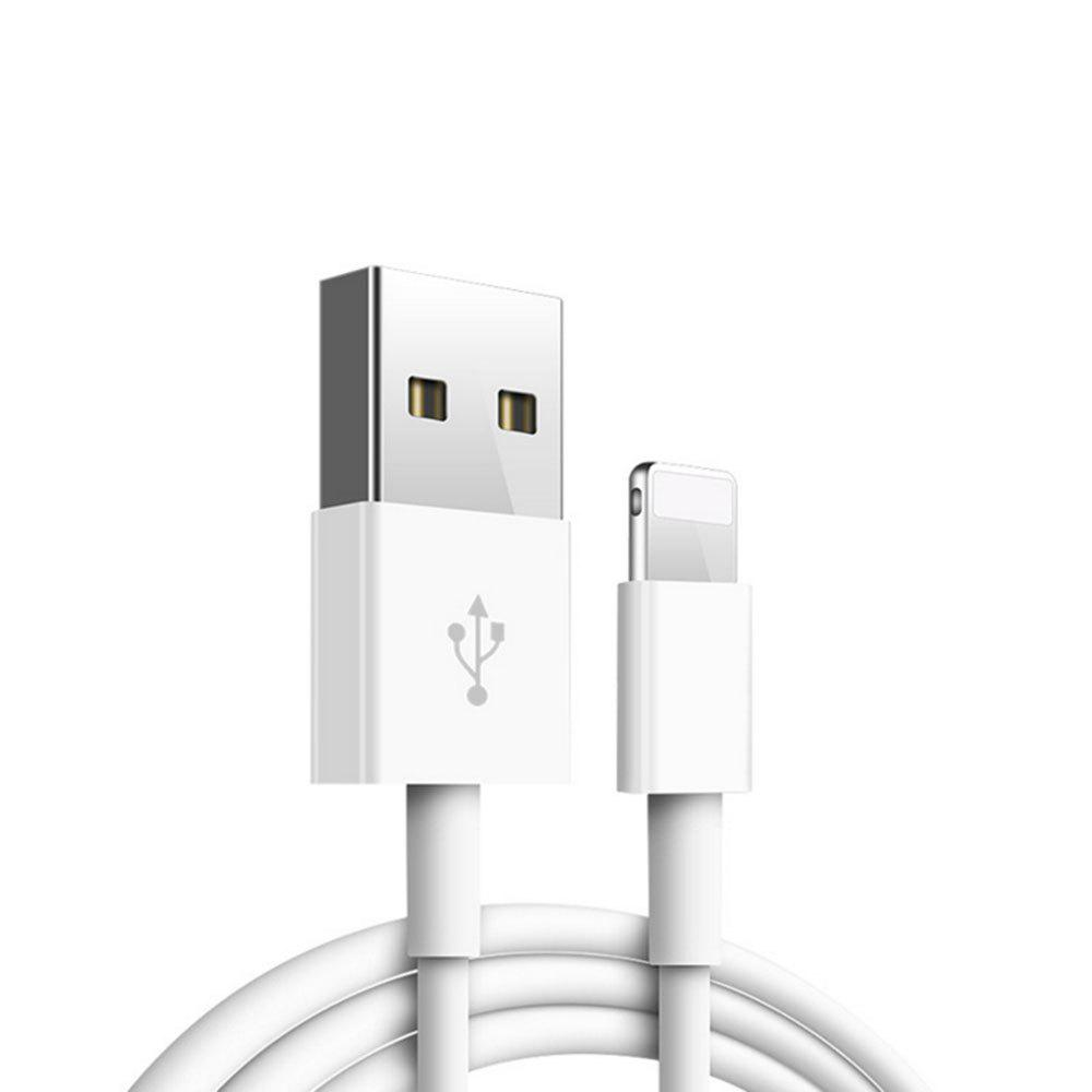 Phone Data Charging Cable - WHITE