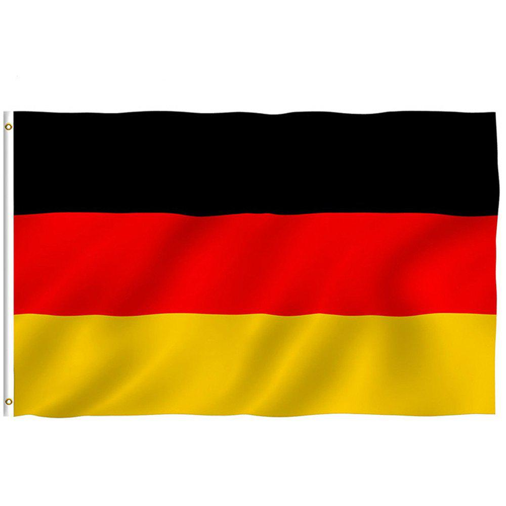 Fans Games German Flag on The 4TH 90 x 150CM - COLORMIX