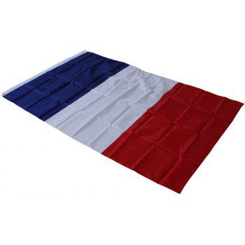 Fans Games French Flag on The 4TH 90 x 150CM - COLORMIX