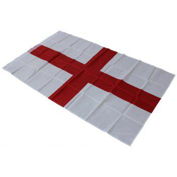Fans Games England Flag on The 4TH 90 x 150CM - COLORMIX