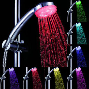 BRELONG Colorful Flashing Shower Head - COLORFUL