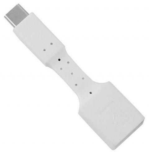 The New USB 3.1 Type - C OTG Adapter - WHITE