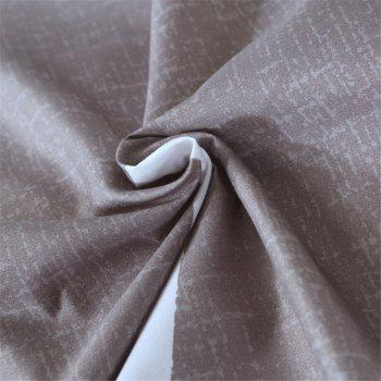 Four Pieces of Bedding Bedding Bag of 1.5M Student Sheets - GRAY FULL