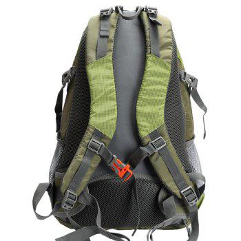 PolarFire Backpack Set 40L Water-Resistant Anti-Tearing Outdoor Bag for Camping Hiking Travelling - ARMYGREEN