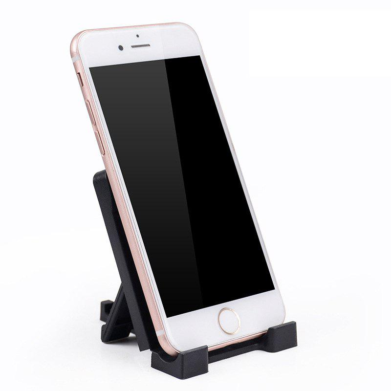 New Tablet Stand Mount Holder Phone Desktop Bracket - BLACK