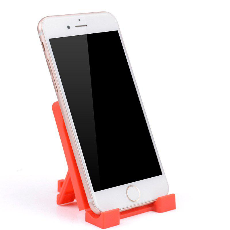 New Tablet Stand Mount Holder Phone Desktop Bracket - RED