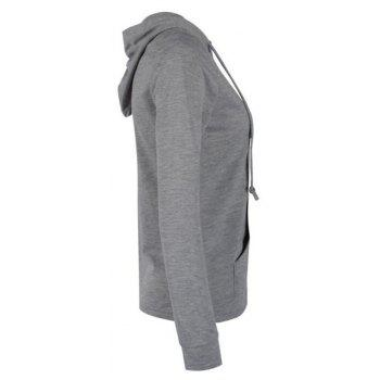 2018 Spring and Autumn Long Sleeve Zipper Jacket - GRAY M