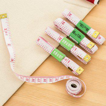 DIHE Multifunction Herve Leger Outlet Tape Tape Measure - COLORMIX