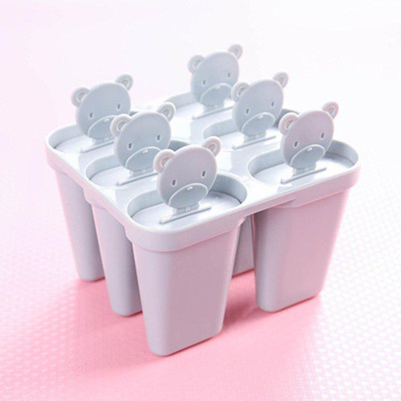 Cute DIY Popsicle Ice Cream Mould - CHARM 12.1X10.7X8CM