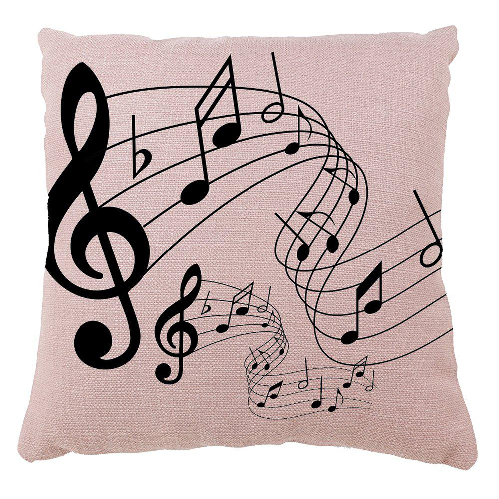 Home Sofa Pillow Soft Pillow Cushion Cover - COLORMIX 16INCH X16INCH