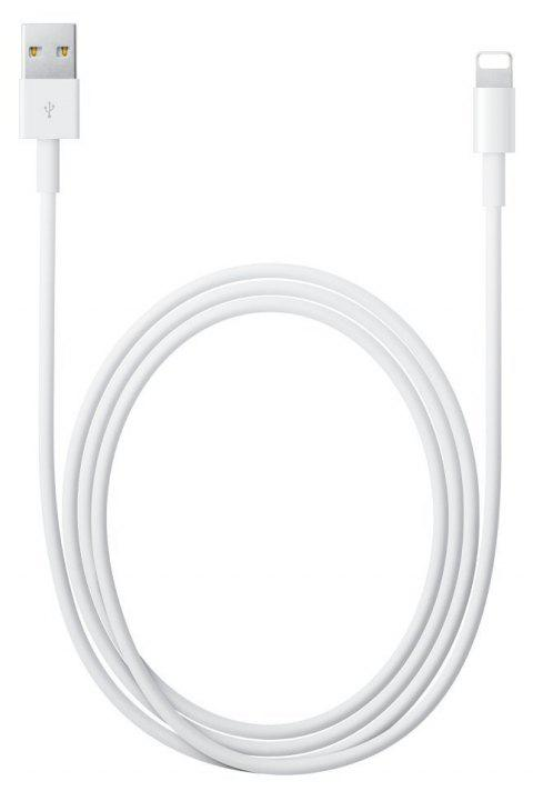 8PIN Cable / Phone Charging Charger Cable (3ft) for IPhone X / 8 / 8 Plus / 7 / 7 Plus / 6 / 6 Plus / 5S (White) - WHITEA