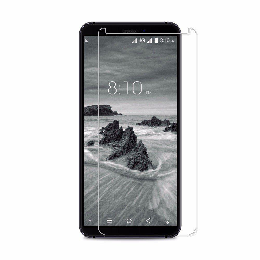 2.5D 9H Tempered Glass Screen Protector Film for Blackview S6 - TRANSPARENT