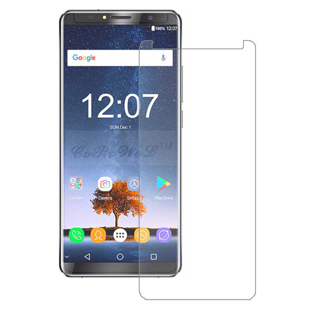 2.5D 9H Tempered Glass Screen Protector Film for Oukitel K6 - TRANSPARENT