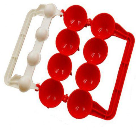 Meatball Fish Pills Manufacturer Kitchen Tools - RED
