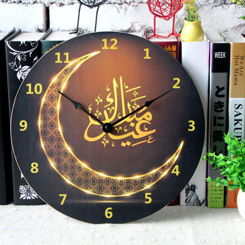 Image For European  Home Decoration Wall Clock