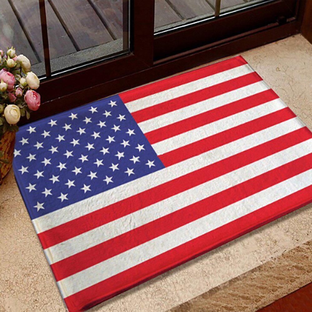 Stylish British Style Flag Mats - BLUE / RED 40X60CM