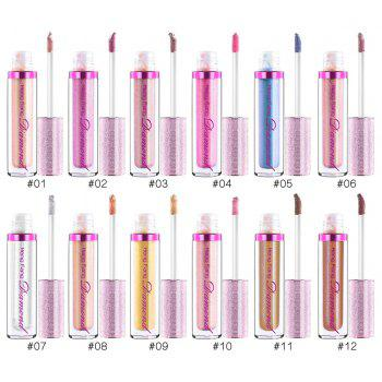 HengFang H7012 Shinning Diamand Transfer-proof Lipgloss -