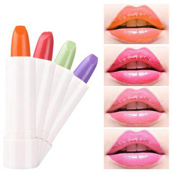 HengFang H120 12pcs/Lot Temperature Change Nutritious  Lipstick -