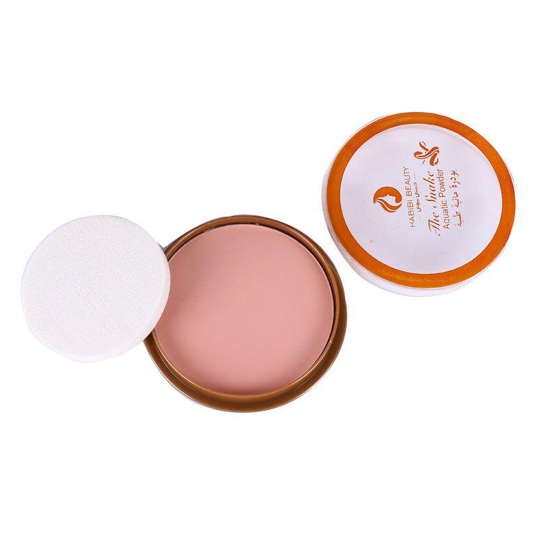 HABIBI BEAUTY Natural Long Lasting Easy Drawing Powder -