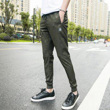 New Fashion Men's Camouflage Trousers - ARMYGREEN L