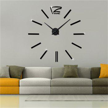 Autocollants de mode Creative Watch Mute - [