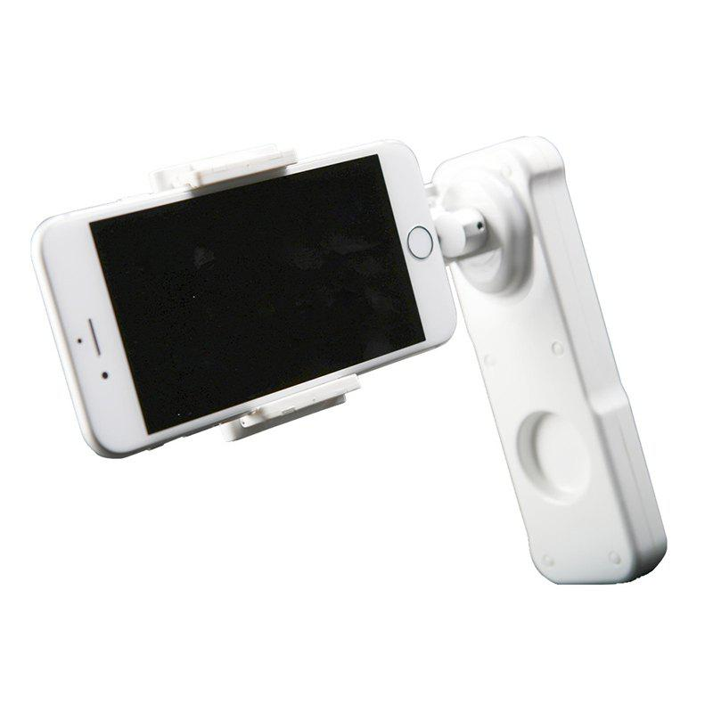 New Bluetooth4.0 Stabilizer Self Timer Brushless Handheld Gimbal For iPhone Xiaomi Huawei - WHITE