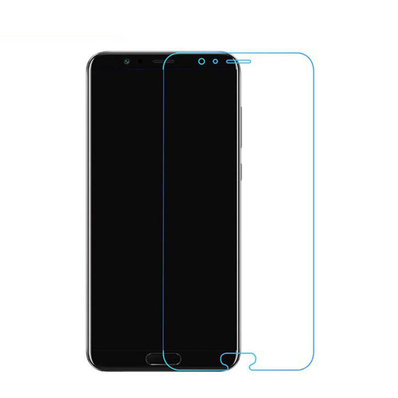 Anti-Scratch High-Definition Tempered Glass Film for Huawei Honor V10 - TRANSPARENT