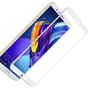 9H Tempered Glass Screen Protector Phone Protective Film for Huawei Honor V10 - WHITE