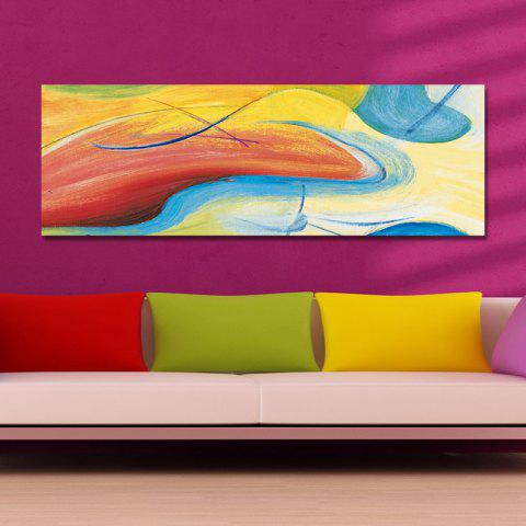 DYC 10817 Fashion Abstract Print Art - COLORMIX