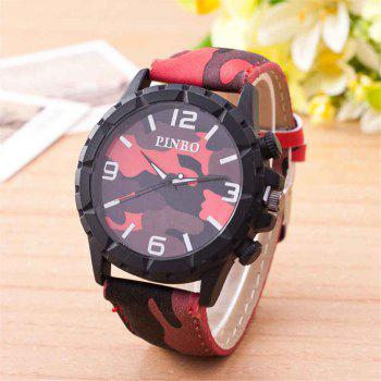 Men Fashion Camouflage Military Watch - ACU CAMOUFLAGE
