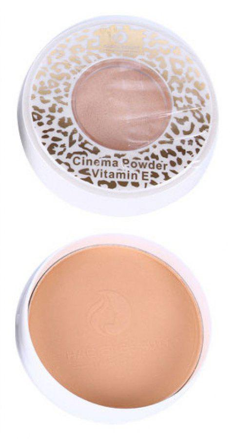 3 Colors Makeup Powder for Girls Cover the Spot on the Face - 03