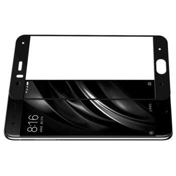 Full-Screen Tempered Glass Membrane for Xiaomi 5X - BLACK