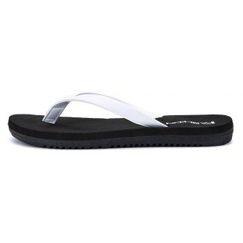 Tongs occasionnels en plein air Walking Beach Lovers Chaussures - [