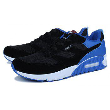 Popular Style Summer Sports Shoes  for Men - EARTH BLUE 42