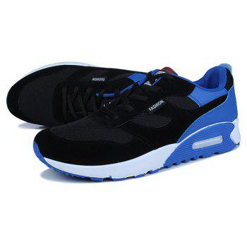 Popular Style Summer Sports Shoes  for Men - EARTH BLUE 44