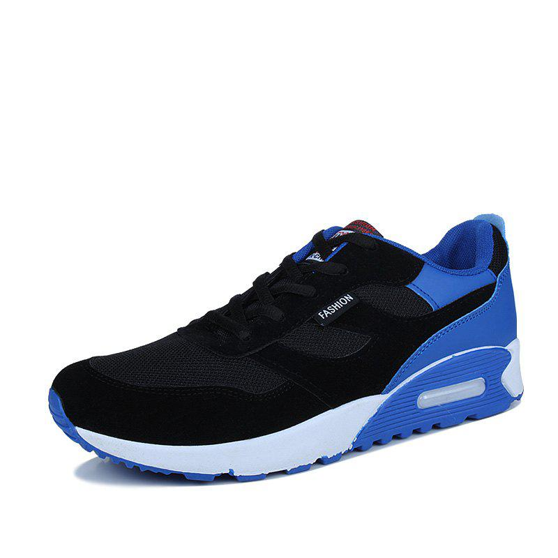 Popular Style Summer Sports Shoes  for Men - EARTH BLUE 39