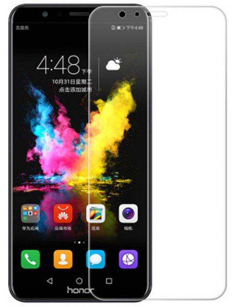 Prevent Scratches HD Toughened Glass Nanotechnology Film for HUAWEI Glory Play 7X - WHITE
