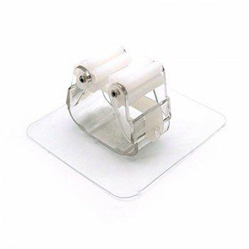 Strong Non-Trace Mop Clamp Hook - WHITE