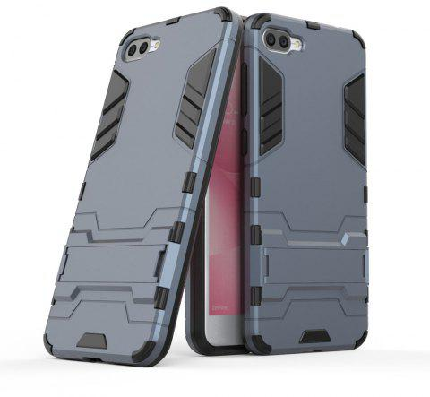 Armor Case For Asus Zenfone 4 Max ZC520KL Silicon Back Shockproof Protection Cover - SAGE GREEN