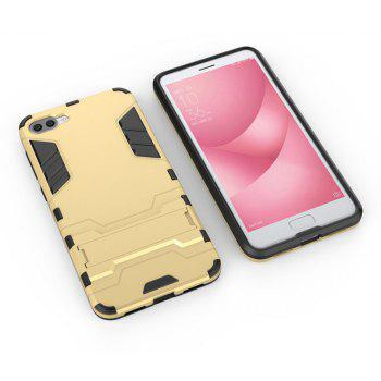 Armor Case For Asus Zenfone 4 Max ZC520KL Silicon Back Shockproof Protection Cover - GOLD