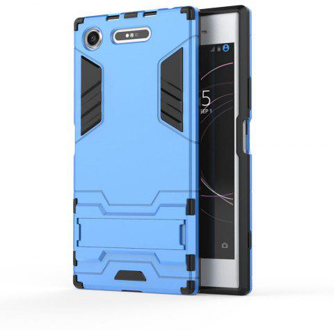 Armor Case For Sony Xperia XZ1 Silicon Back Shockproof Protection Cover - BLUE