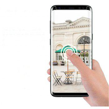3D Toughened Glass Protective Film for Samsung Galaxy S9 -