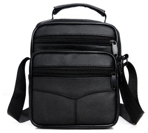 Sports Outdoor Backpack Handbag - BLACK