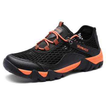 Homer New Men's Mesh Outdoor Sports Shoes - NIGHT 41